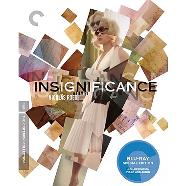 Insignificance (DISQUE BLU-RAY)