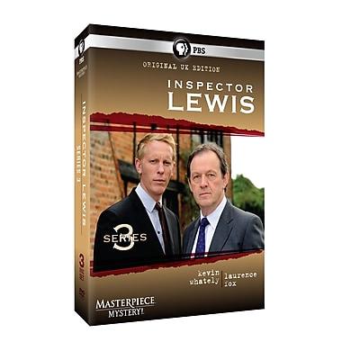 Inspector Lewis: Series 3 (DVD)