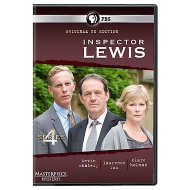 Inspector Lewis: Series 4 (DVD)