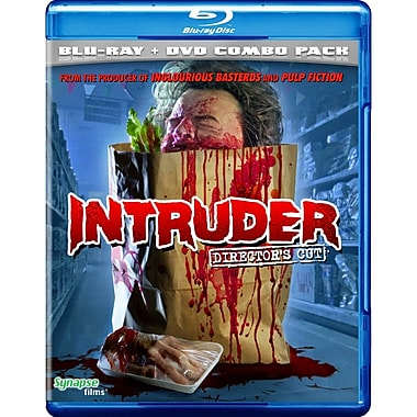 Intruder (BLU-RAY DISC)