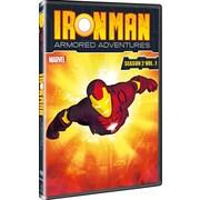 Iron Man Armored Adventures Season 2 Volume 1 (DVD)
