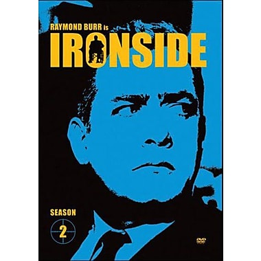 Ironside: Season 2 (DVD)
