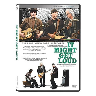 It Might Get Loud (Blu-Ray)