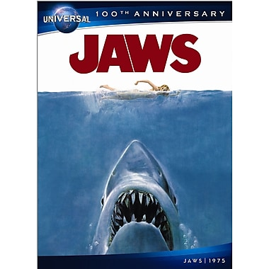 Jaws 100th Anniversary (DVD + Digital Copy)