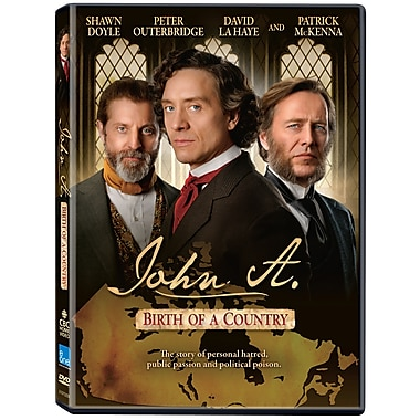 John A.: Birth of a Country (DVD)