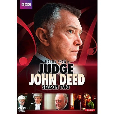 Judge John Deed: Season Two (DVD)