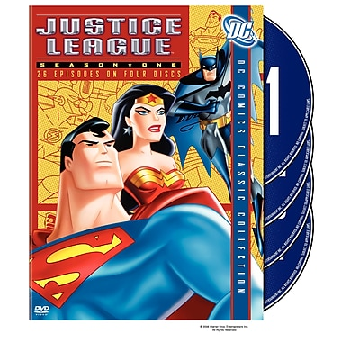 Justice League of America Season 1 (DVD)