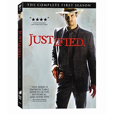 Justified: The Complete First Season (Blu-Ray)