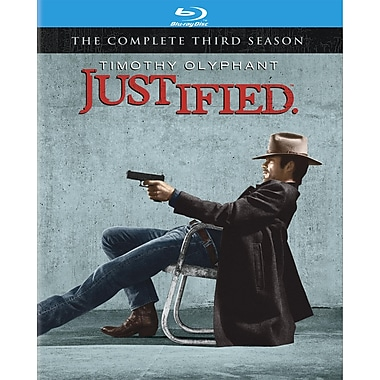 Justified: The Complete Third Season (DISQUE BLU-RAY)