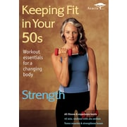 Keeping It Fit In Your 50s: Strength (Acacia) (DVD)