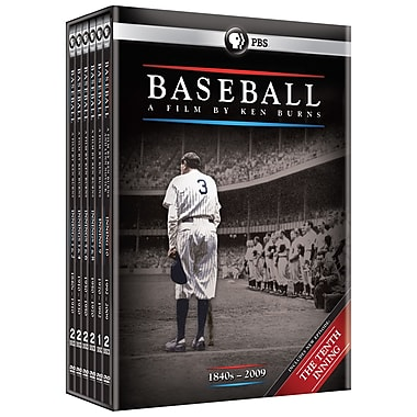 Ken Burns: Baseball (2010 Box Set) (DVD)