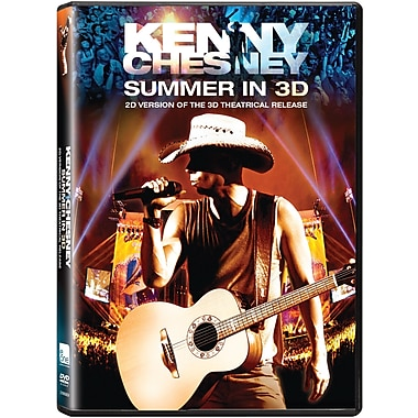 Kenny Chesney: Summer in 3-D (DVD)