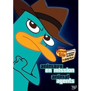 Phineas and Ferb: The Perry Files - Animal Agents (DVD)