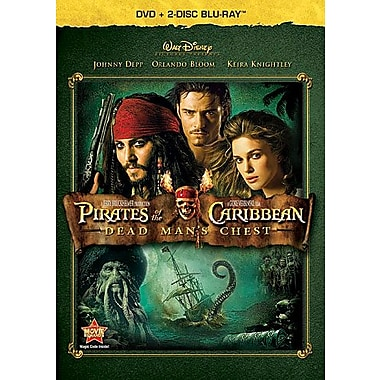 Pirates of The Caribbean: Dead Man's Chest (DVD + BRD)