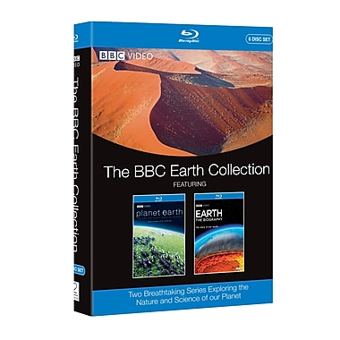 Planet Earth/Earth: The Biography Collection (DISQUE BLU-RAY)