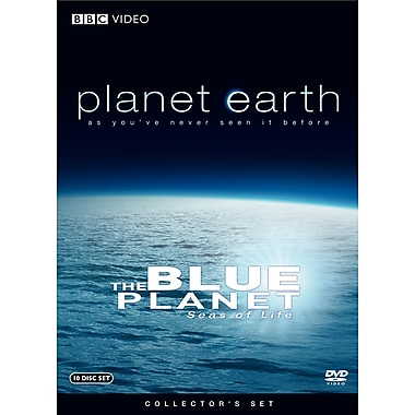 Planet Earth/The Blue Planet: Seas of Life (DVD)