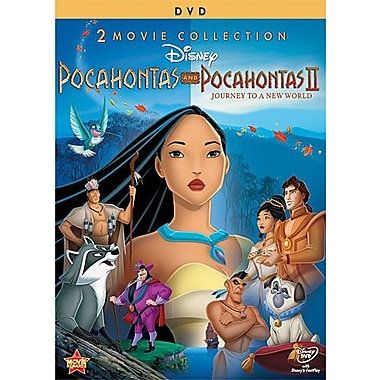 Pocahontas I/Pocahontas II: Journey to a New World (DVD)