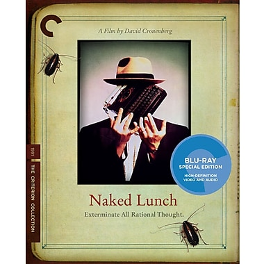 Naked Lunch (BLU-RAY DISC)