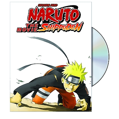 Naruto: Shippuden: The Movie (DVD)