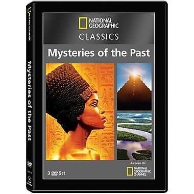 National Geographic Classics - Mysteries Of The Past (DVD)