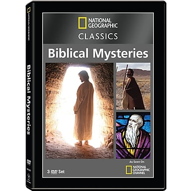National Geographic Classics: Biblical Mysteries (DVD)