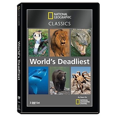 National Geographic Classics: World's Deadliest (DVD)