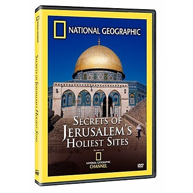National Geographic Secrets of Jerusalem's Holiest Sites (DVD)