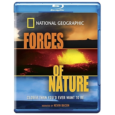 National Geographic: Forces of Nature (DISQUE BLU-RAY)