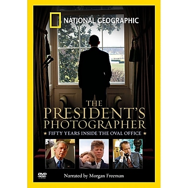 National Geographic: The President's Photographer 50 Years Inside The Oval office (DVD)