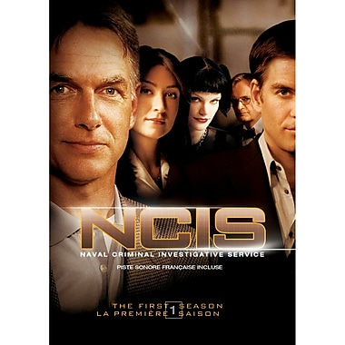 NCIS: The First Season (DVD)