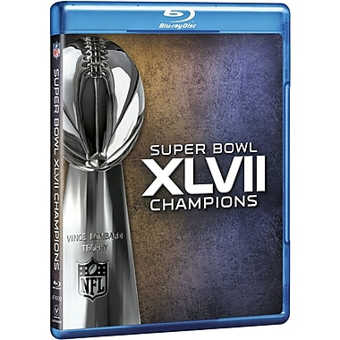 NFL: Super Bowl XLVII - Baltimore Ravens (DISQUE BLU-RAY)