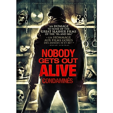 Nobody Gets Out Alive (DVD)