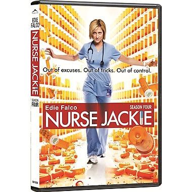 Nurse Jackie Season 4 (DVD)