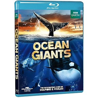 Ocean Giants (BRD + DVD)