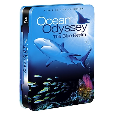 Ocean Odyssey: The Blue Realm (DVD)