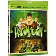 Paranorman 3D (3D BRD + BRD + DVD + Digital Copy)
