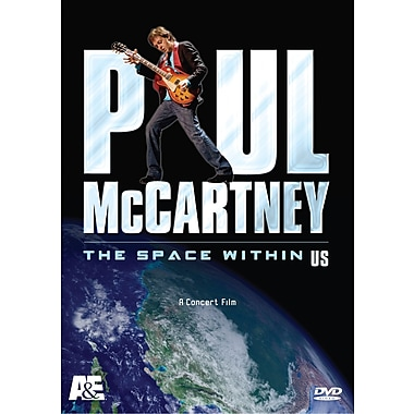 Paul McCartney: The Space Within Us (DVD)