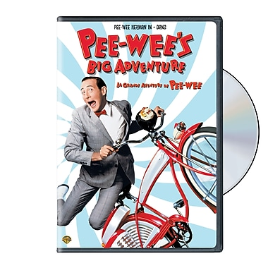 Peewee's Big Adventure (DVD)