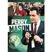 Perry Mason: The Second Season: Volume One (DVD)