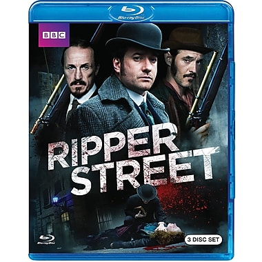 Ripper Street: Season One (DISQUE BLU-RAY)