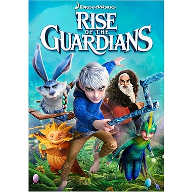 Rise of the Guardians (3D BRD + BRD + DVD + Digital Copy)