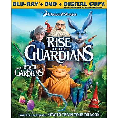 Rise of the Guardians (BRD+DVD+DGTL Copy+UltraV)