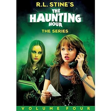 RL Stine's The Haunting Hour - Volume 4 (DVD)