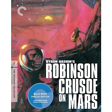 Robinson Crusoe on Mars (DISQUE BLU-RAY)