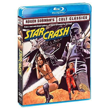 Roger Corman's Cult Classics: Starcrash (DISQUE BLU-RAY)