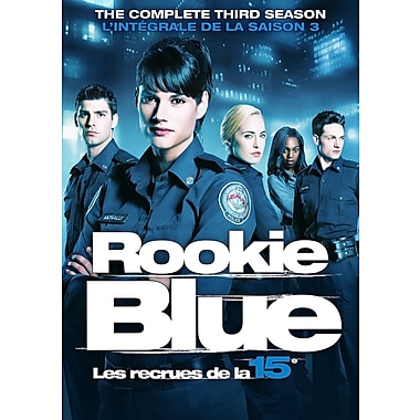 Rookie Blue - Season 3 (DVD)