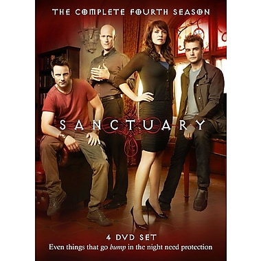 Sanctuary - Season 4 (DVD)