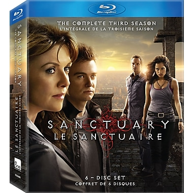Sanctuary: Season 3 (BLU-RAY DISC)