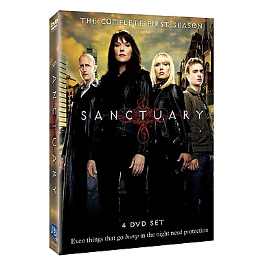 Sanctuary: The Complete First Season (DVD)