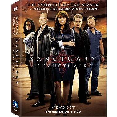 Sanctuary: The Complete Second Season (DVD)